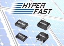 Hyperfast Rectifiers - Ideal for extremely fast switching applications SA, 8A, 10A, 600V in multiple package types